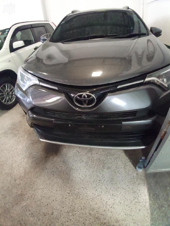 Toyota RAV4 2014 Gray | Cars for sale in Ganjoni, Mombasa, Kenya