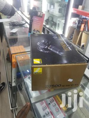Nikon D7500 Camera With 18-140mm   Photo & Video Cameras for sale in Nairobi, Nairobi Central
