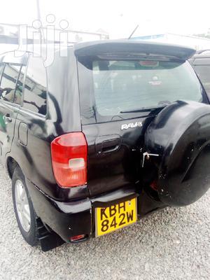 Toyota RAV4 2004 Black | Cars for sale in Mombasa, Kisauni