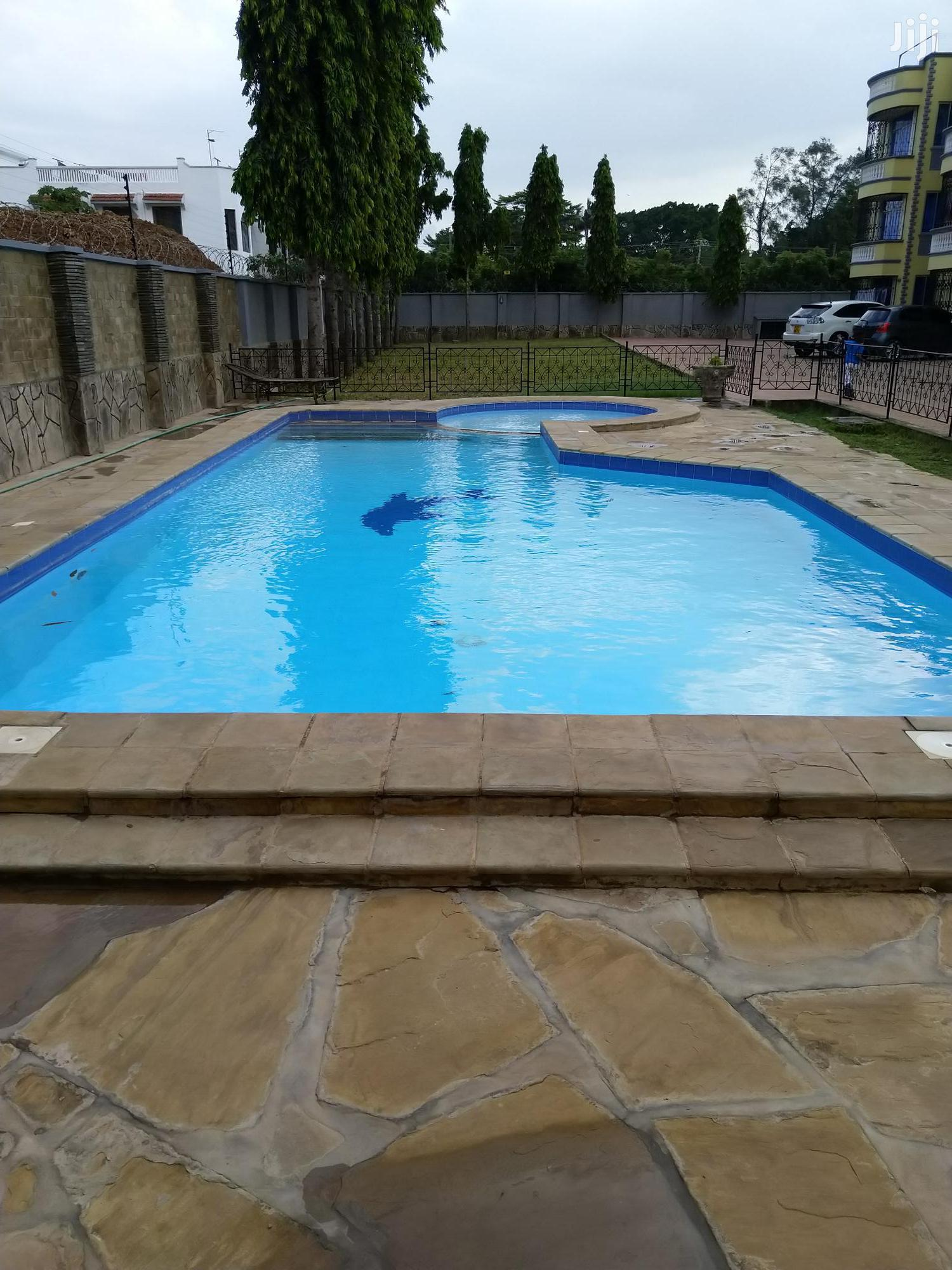 Studio Apartment For Rent With Swimming Pool In Secure Nyali Area