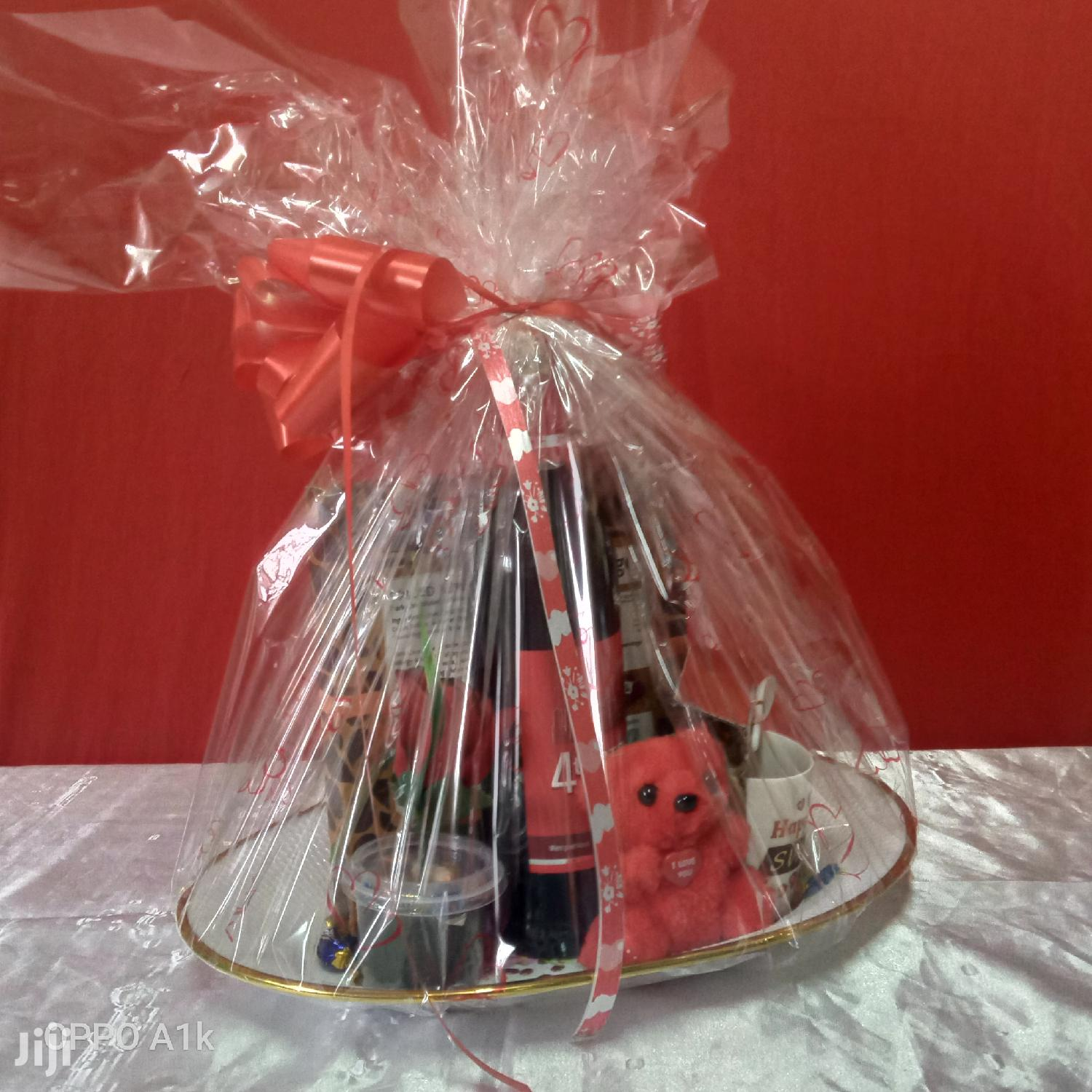 Alcoholic Valentine's Gifts