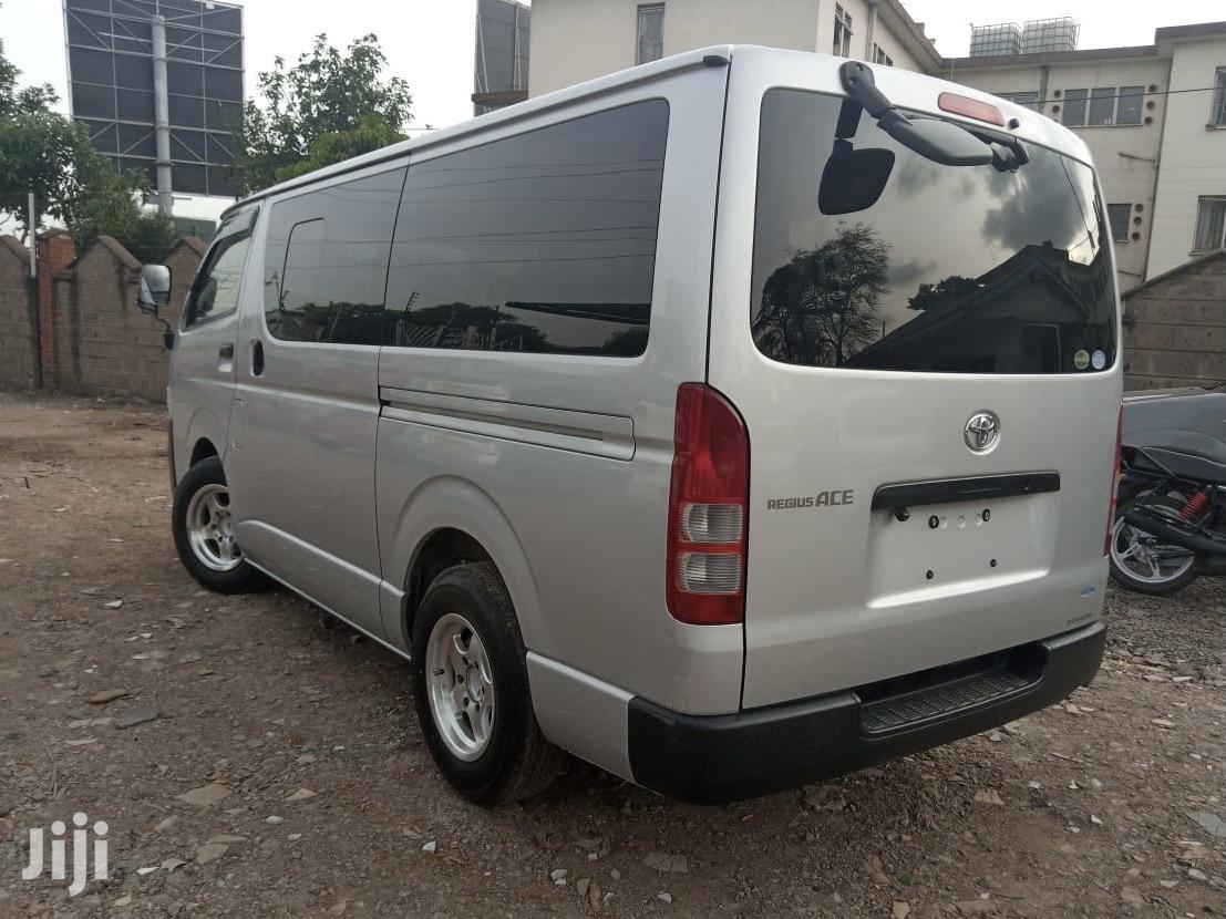 Toyota Hiace 2014 Silver | Buses & Microbuses for sale in South C, Nairobi, Kenya