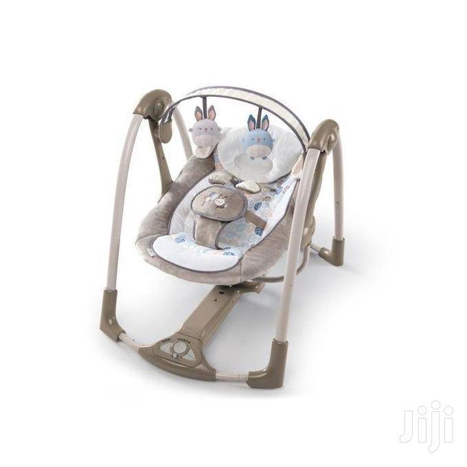 Ingenuity Electric Baby Swing