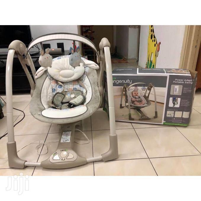 Ingenuity Electric Baby Swing   Children's Gear & Safety for sale in Nairobi Central, Nairobi, Kenya