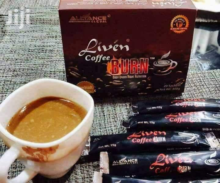 Burn Coffee Liven Weight Loss