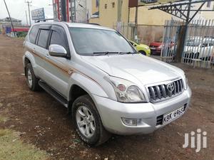Toyota Land Cruiser Prado 2003 Silver | Cars for sale in Kiambu, Ruiru