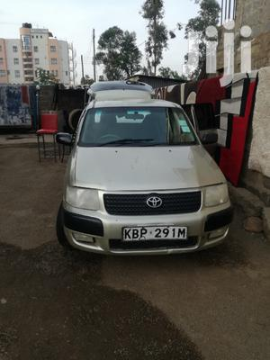 Toyota Succeed 2004 Gold   Cars for sale in Nairobi, Kasarani