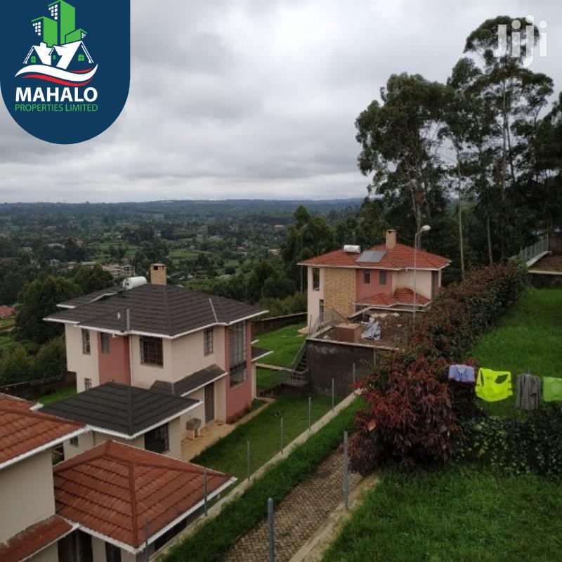 5-bedroom Villas For Sale Along Waiyaki Way | Houses & Apartments For Sale for sale in Gitaru, Kiambu, Kenya
