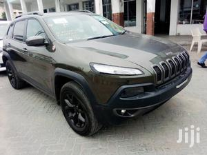 Jeep Cherokee 2014 Gray   Cars for sale in Mombasa, Kisauni