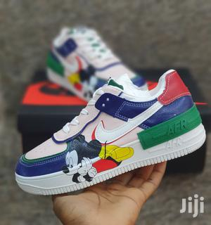 Nike Airforce 1 Mickey Sneakers   Shoes for sale in Nairobi, Nairobi Central