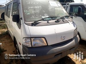 Mazda Bongo 2013 White For Sale   Buses & Microbuses for sale in Mombasa, Nyali