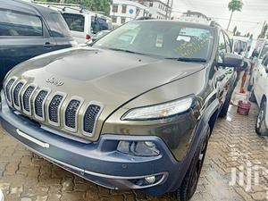 Jeep Cherokee 2014 Green   Cars for sale in Mombasa, Tononoka