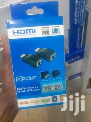 HDMI Extender 60m / Cat6 / Cat7 Ethernet Cable, 1080p, 3D   Computer Accessories  for sale in Nairobi, Nairobi Central