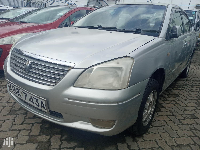 Toyota Premio 2005 Silver | Cars for sale in Mombasa CBD, Mombasa, Kenya