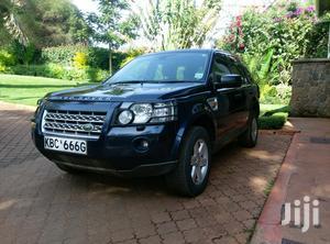 Land Rover Freelander 2008 2.2 TD S Blue   Cars for sale in Nairobi, Karen