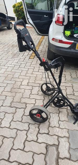 Golf Trolley Lightweight   Sports Equipment for sale in Mombasa, Nyali