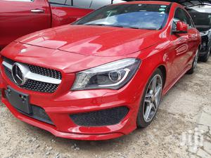 Mercedes-Benz CLA-Class 2014 Red | Cars for sale in Mombasa, Nyali