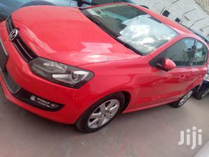 Volkswagen Polo 2014 Red   Cars for sale in Mombasa, Tudor