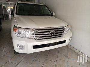 Toyota Land Cruiser Prado 2013 White | Cars for sale in Mombasa, Shimanzi