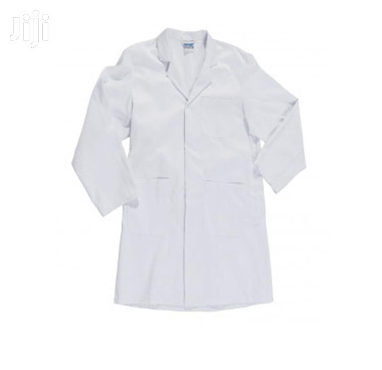 We Supply High Quality Branded Lab Coats