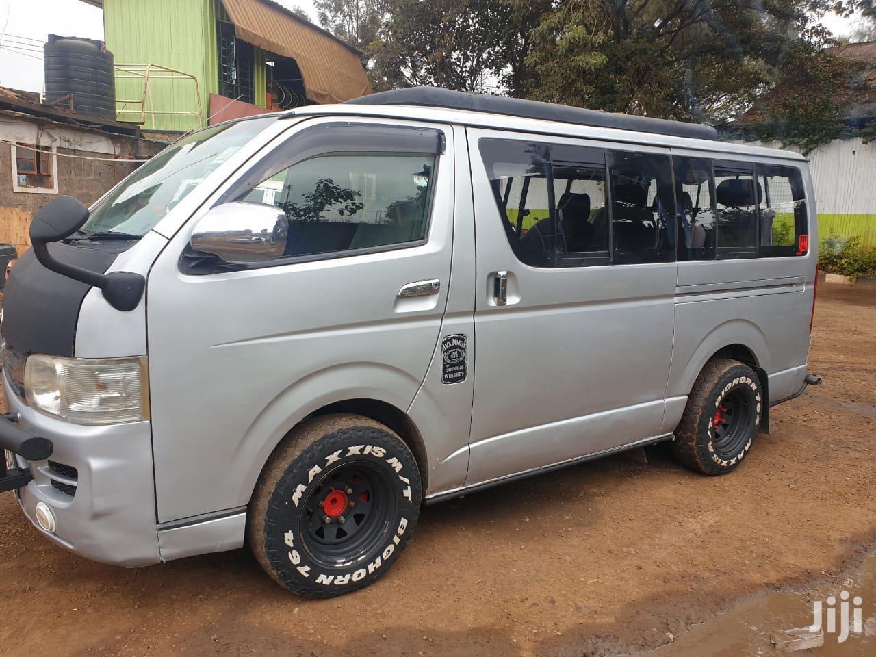 Toyota Hiace at 895 | Buses & Microbuses for sale in Nairobi Central, Nairobi, Kenya