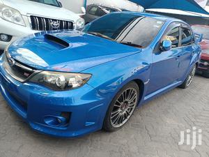 Subaru Impreza 2013 WRX STI 5-Dr Blue | Cars for sale in Mombasa, Nyali