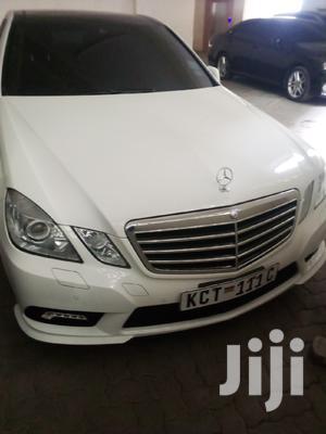 Mercedes-Benz E250 2012 White   Cars for sale in Mombasa, Kisauni