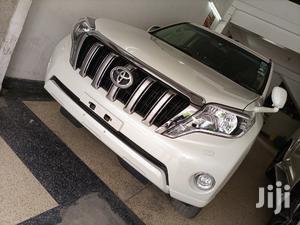 Toyota Land Cruiser Prado 2015 White | Cars for sale in Mombasa, Shimanzi