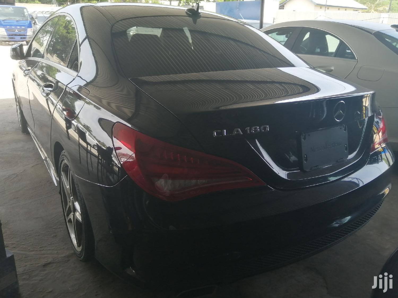 Archive: Mercedes-Benz CLA-Class 2013 Black