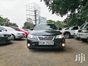 Subaru Impreza 2010 WRX Wagon Black | Cars for sale in Nairobi, Nairobi Central