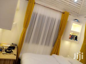 Yellow Linen Plain Color Curtain | Home Accessories for sale in Nairobi, Nairobi Central
