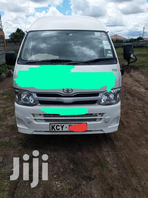 Toyota Hiace Petrol Auto   Buses & Microbuses for sale in Kajiado, Kitengela