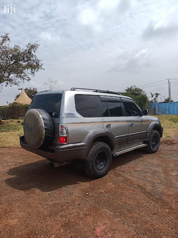 Toyota Land Cruiser Prado 2001 Silver | Cars for sale in Kasarani, Nairobi, Kenya