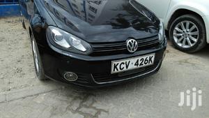 Volkswagen Golf 2010 Black   Cars for sale in Mombasa, Tudor