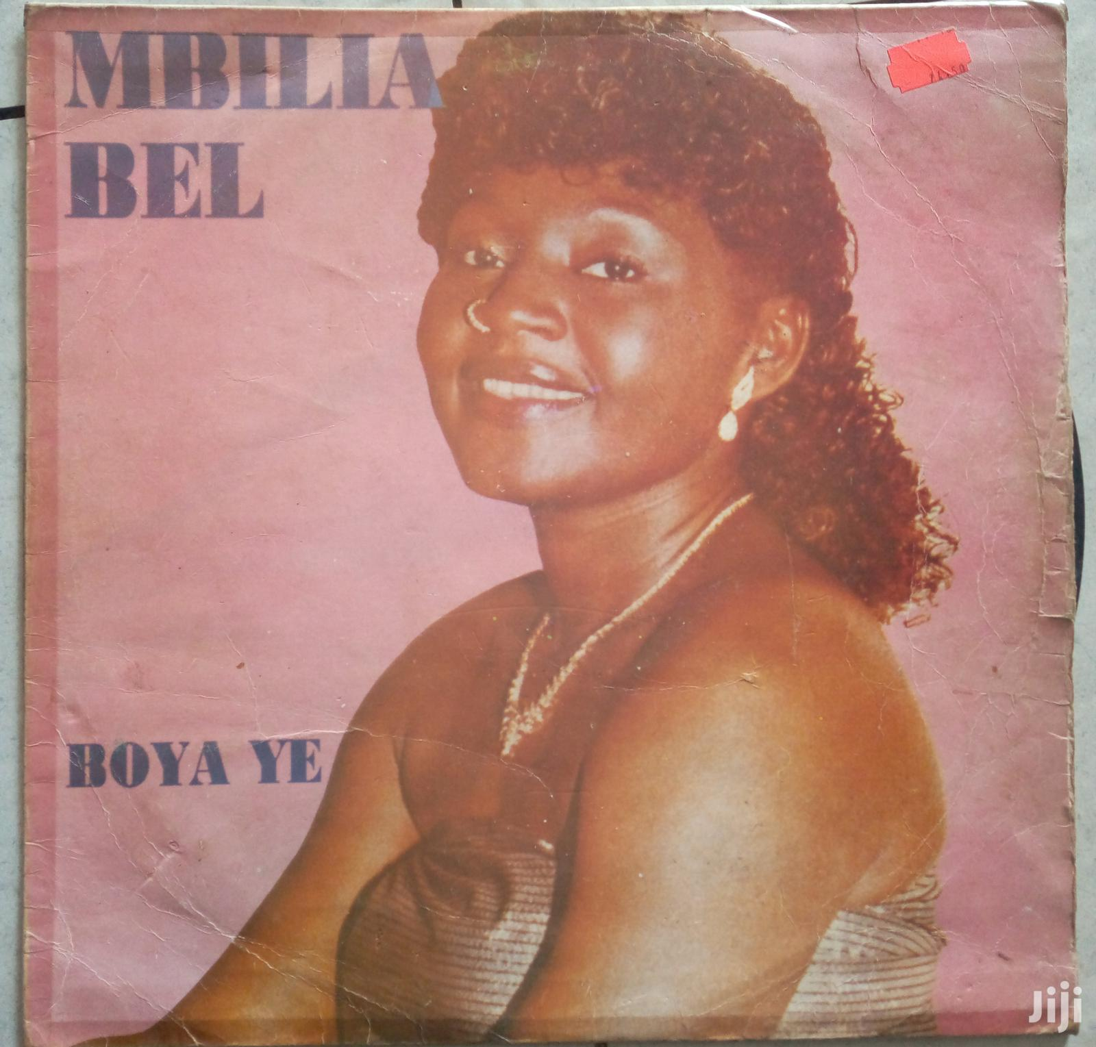 Archive: Vynils African Music