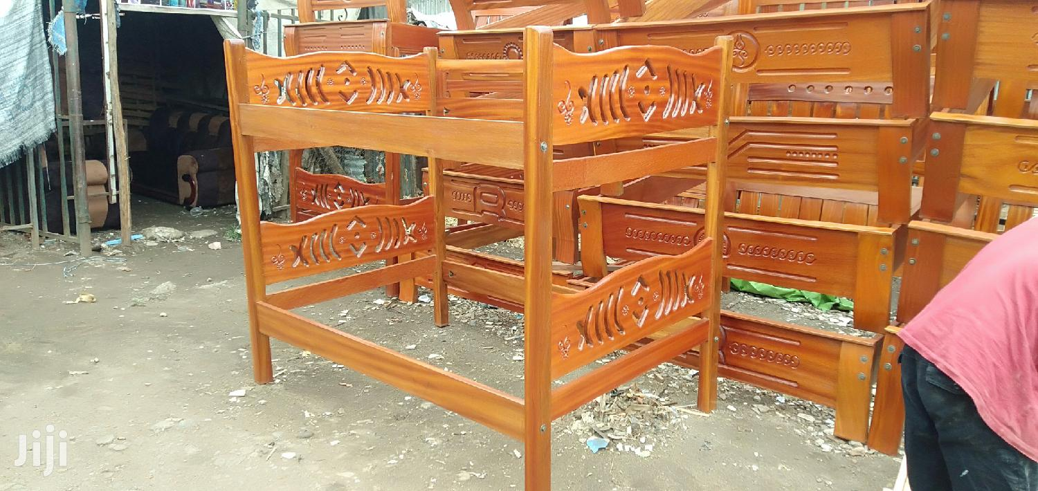 Archive: Double Decker Beds Pure Mahogany