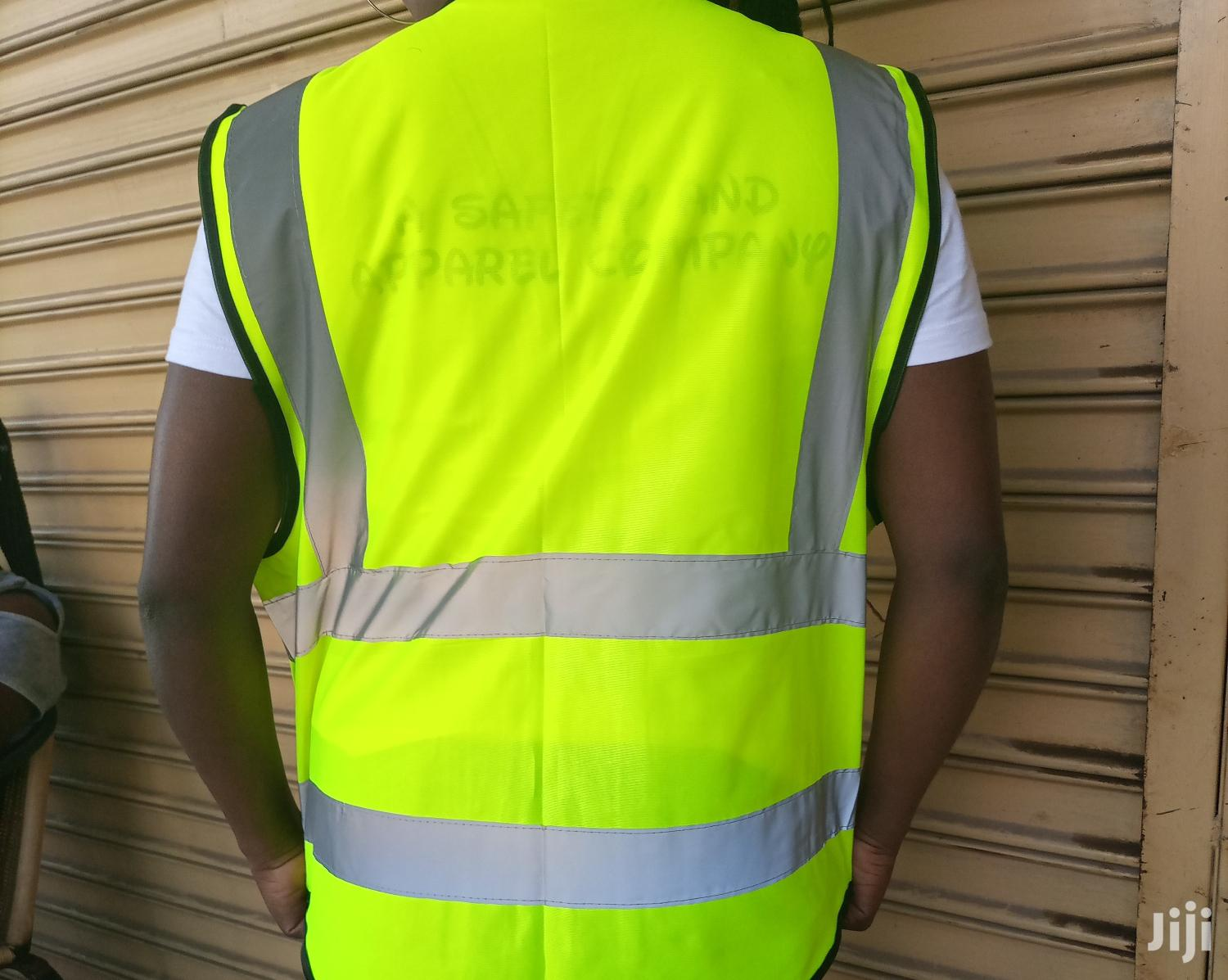 Four Strip Green and Orange Reflectors Available   Safetywear & Equipment for sale in Ngara, Nairobi, Kenya
