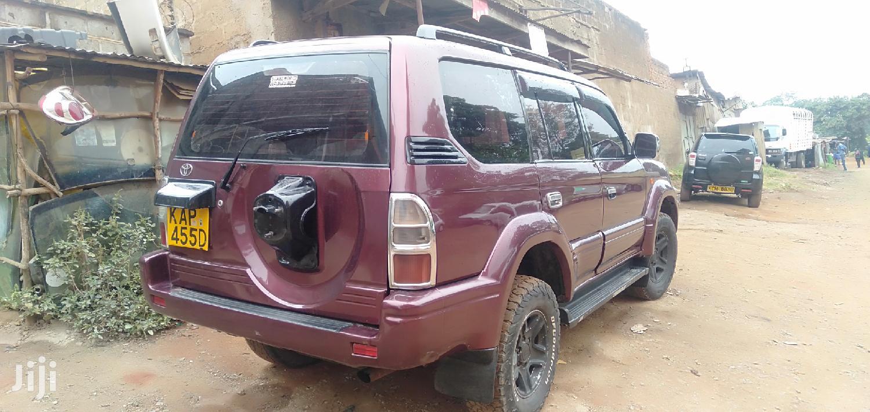 Toyota Land Cruiser Prado 2007 Red   Cars for sale in Township, Kitui, Kenya