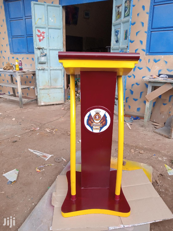 Pulpit /Podium   Furniture for sale in Nairobi Central, Nairobi, Kenya