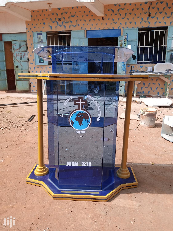 Pulpits/Podiums | Furniture for sale in Nairobi Central, Nairobi, Kenya