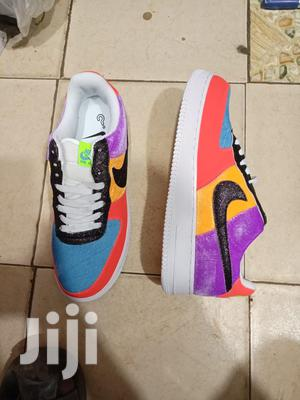 Airforce Customized.   Shoes for sale in Nairobi, Kilimani
