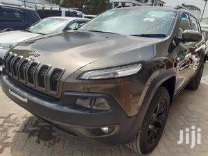 Jeep Cherokee 2014 Green | Cars for sale in Mombasa, Nyali