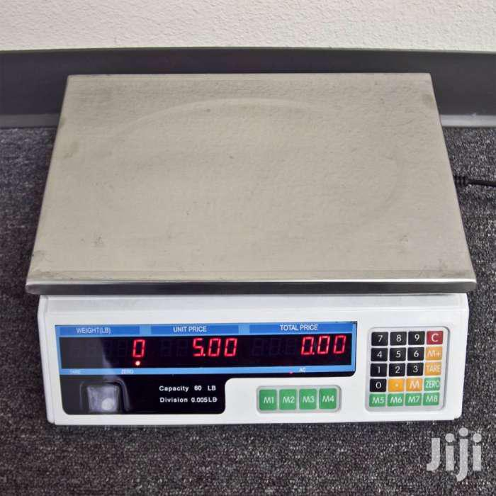 Archive: Digital Price Electronic Weighing Scale 30kg