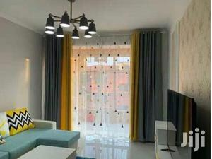 Quality Grey and Yellow Decorative Line Curtains   Home Accessories for sale in Nairobi, Nairobi Central