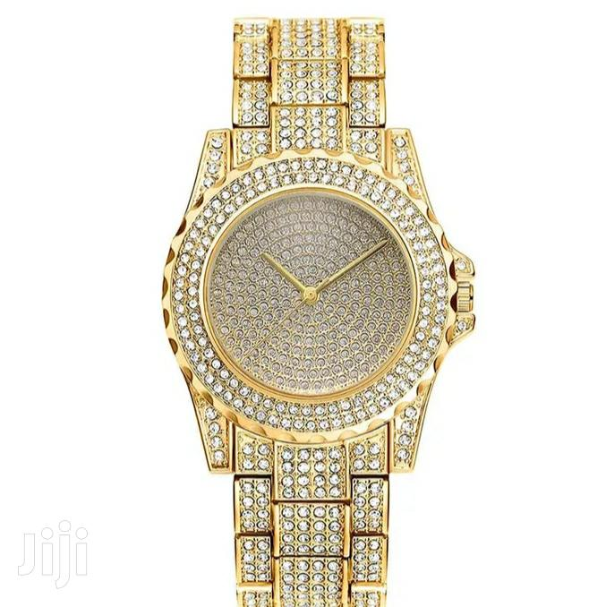 Full Iced Out