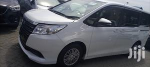 Toyota Noah 2014 White   Cars for sale in Mombasa, Old Town