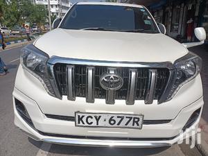 Toyota Land Cruiser Prado 2012 2.7 I White | Cars for sale in Mombasa, Tudor