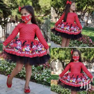 Mini Mouse Girls Dress   Children's Clothing for sale in Nairobi, Embakasi