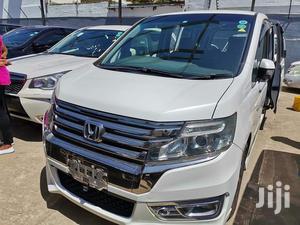 Honda Stepwgn 2014 White | Cars for sale in Mombasa, Nyali