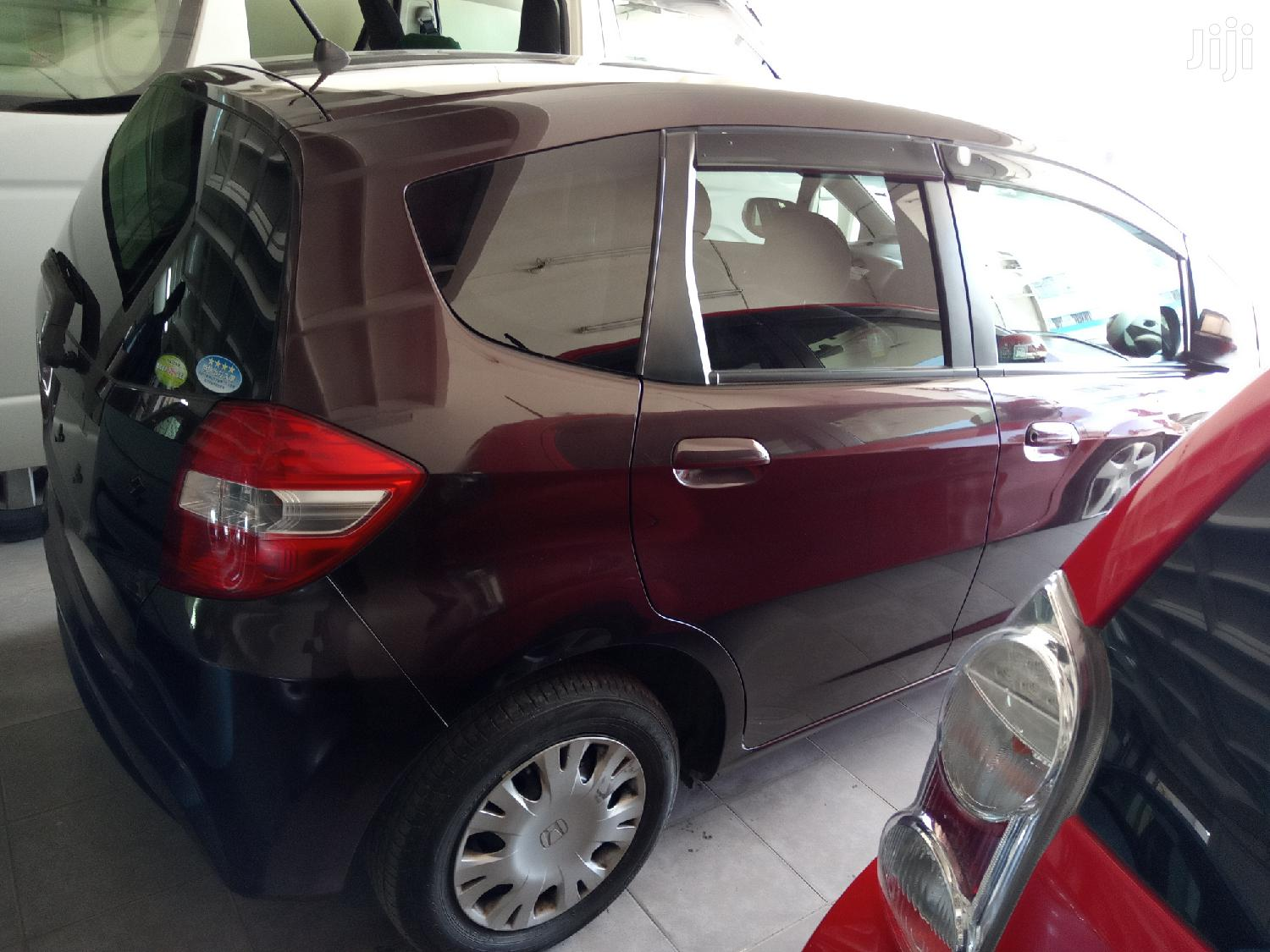 Honda Fit 2013 Brown | Cars for sale in Shimanzi/Ganjoni, Mombasa, Kenya